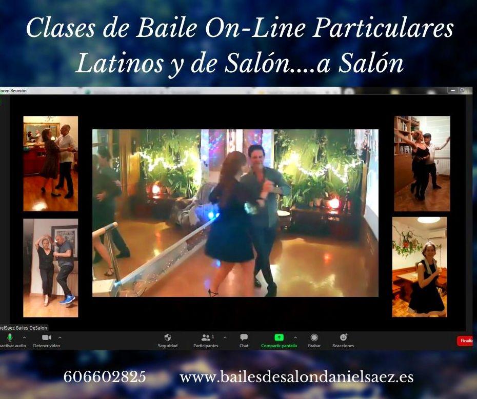 Foto 3 de Clases de baile en  | Bailes de Salón Daniel Sáez