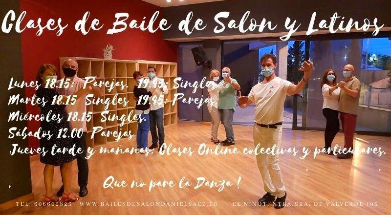 Foto 1 de Clases de baile en  | Bailes de Salón Daniel Sáez