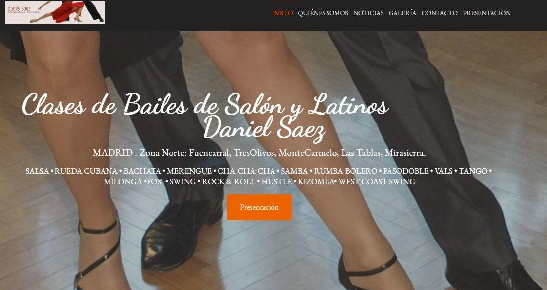 Foto 2 de Clases de baile en  | Bailes de Salón Daniel Sáez