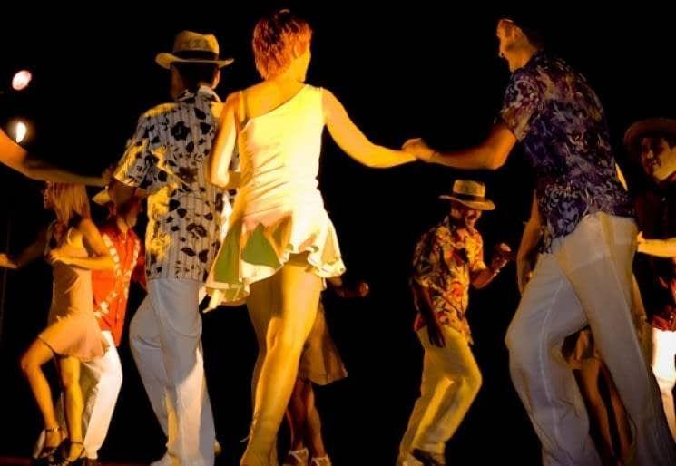 Clases de bailes latinos en Fuencarral, Madrid