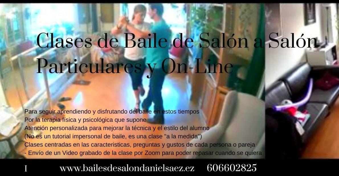 Foto 5 de Clases de baile en  | Bailes de Salón Daniel Sáez