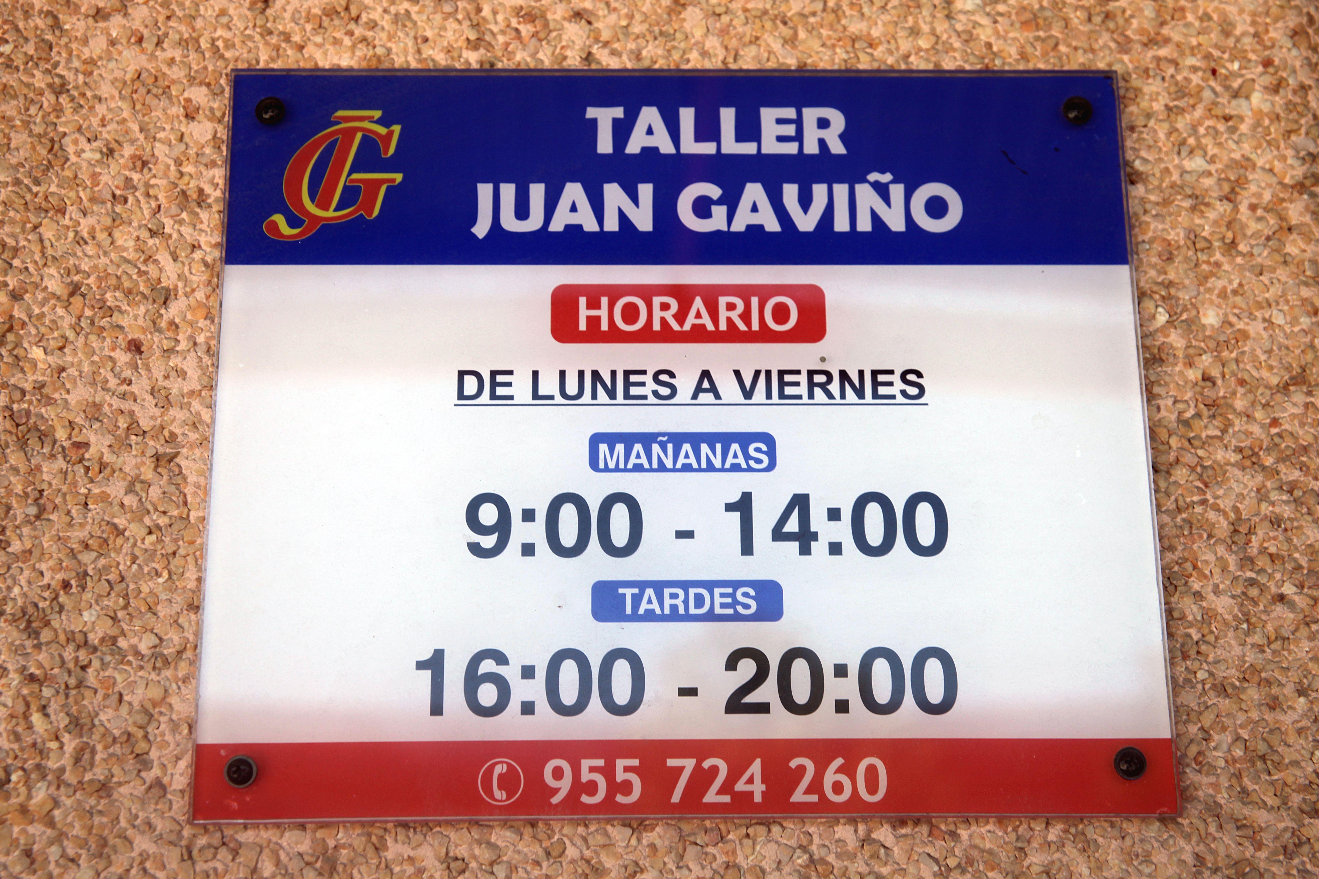 Foto 2 de Talleres de automóviles en Bormujos | Taller Juan Gaviño