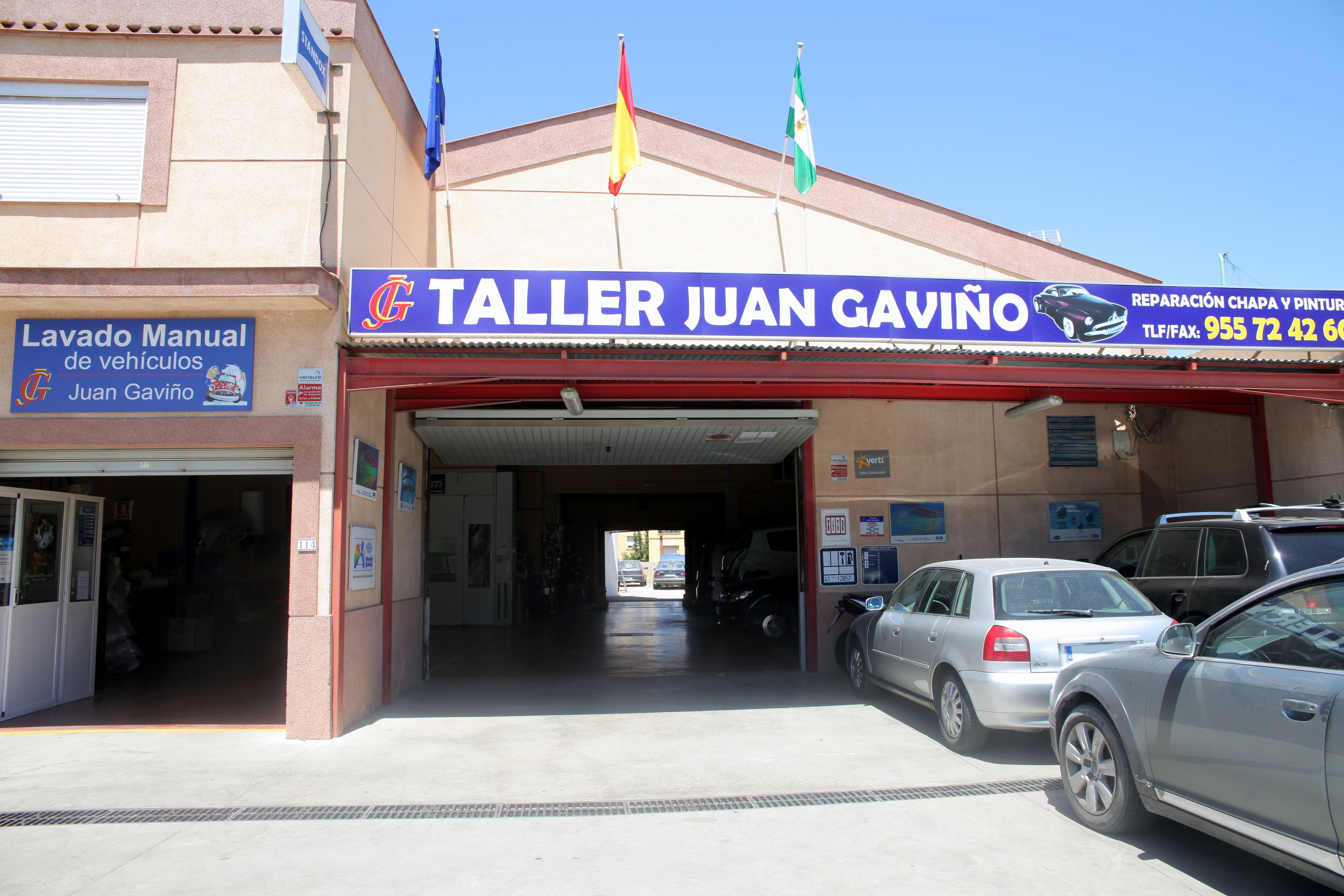Foto 1 de Talleres de automóviles en Bormujos | Taller Juan Gaviño