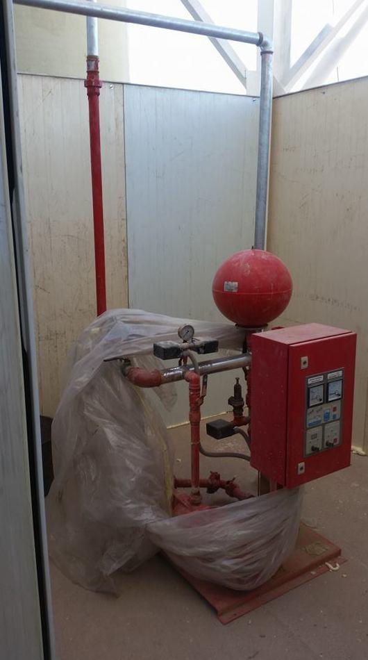 Instalaciones contra incendios: Servicios de Instalaciones Alba