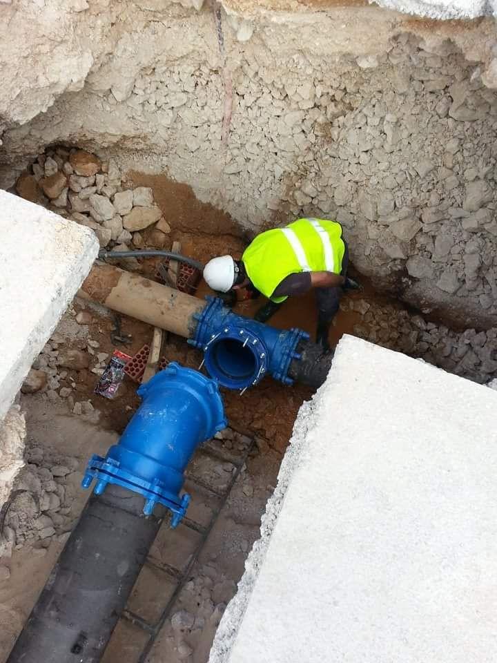 Instalación de osmosis inversa industrial en Valencia