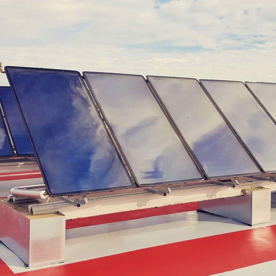 Placas solares: Servicios/Venta de equipos de Instalaciones Alba