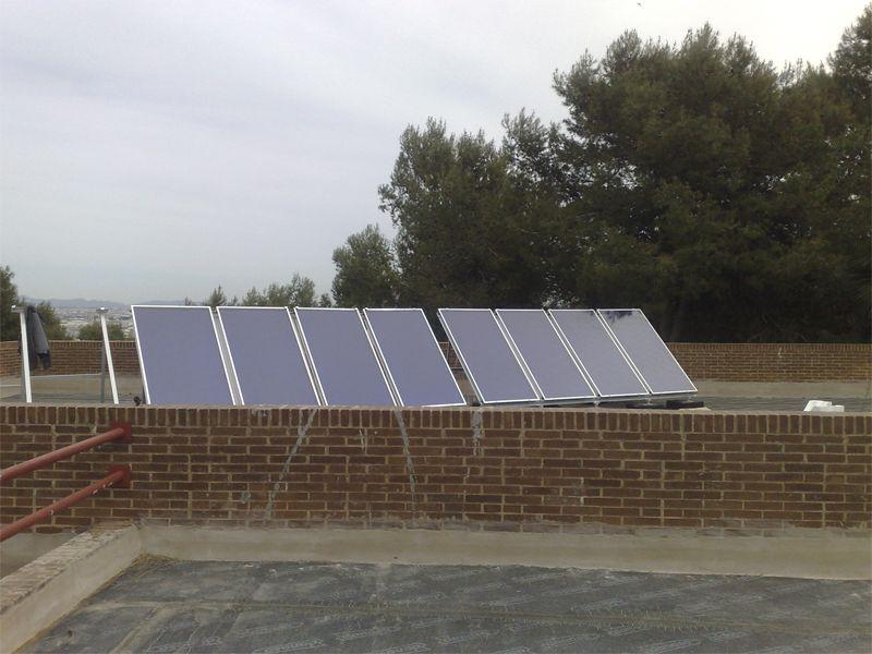 Placas solares: Servicios de Instalaciones Alba