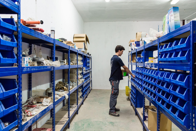 Instalaciones de aire comprimido en Valencia