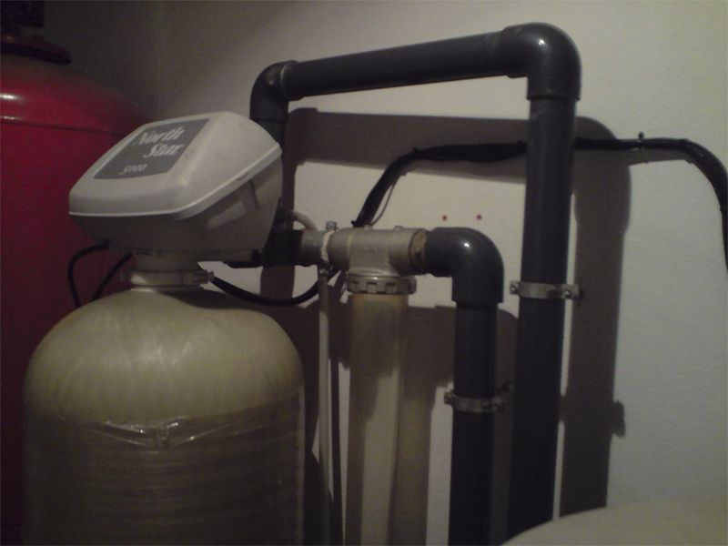 Descalcificadores industriales: Servicios de Instalaciones Alba