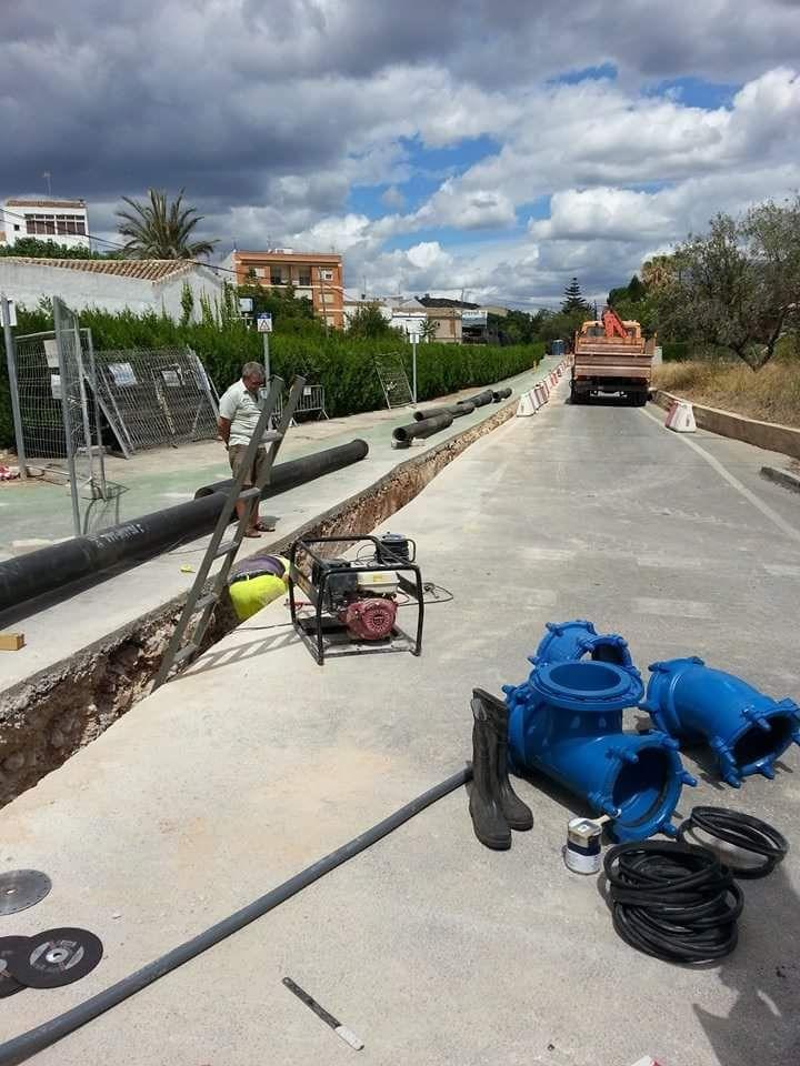 Instalación y mantenimiento de gas industrial en Valencia