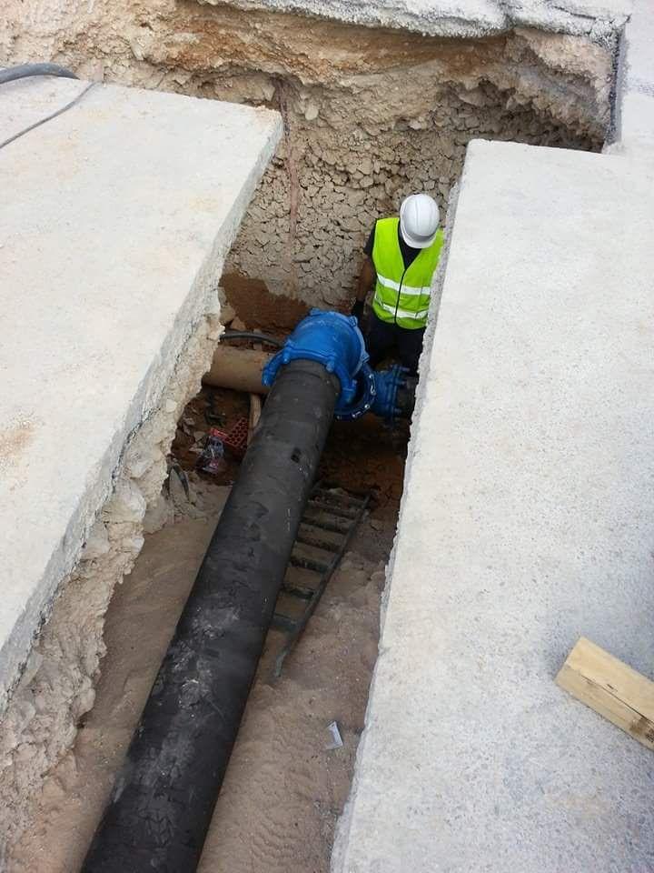 Instalaciones de fontanería y gas en Valencia