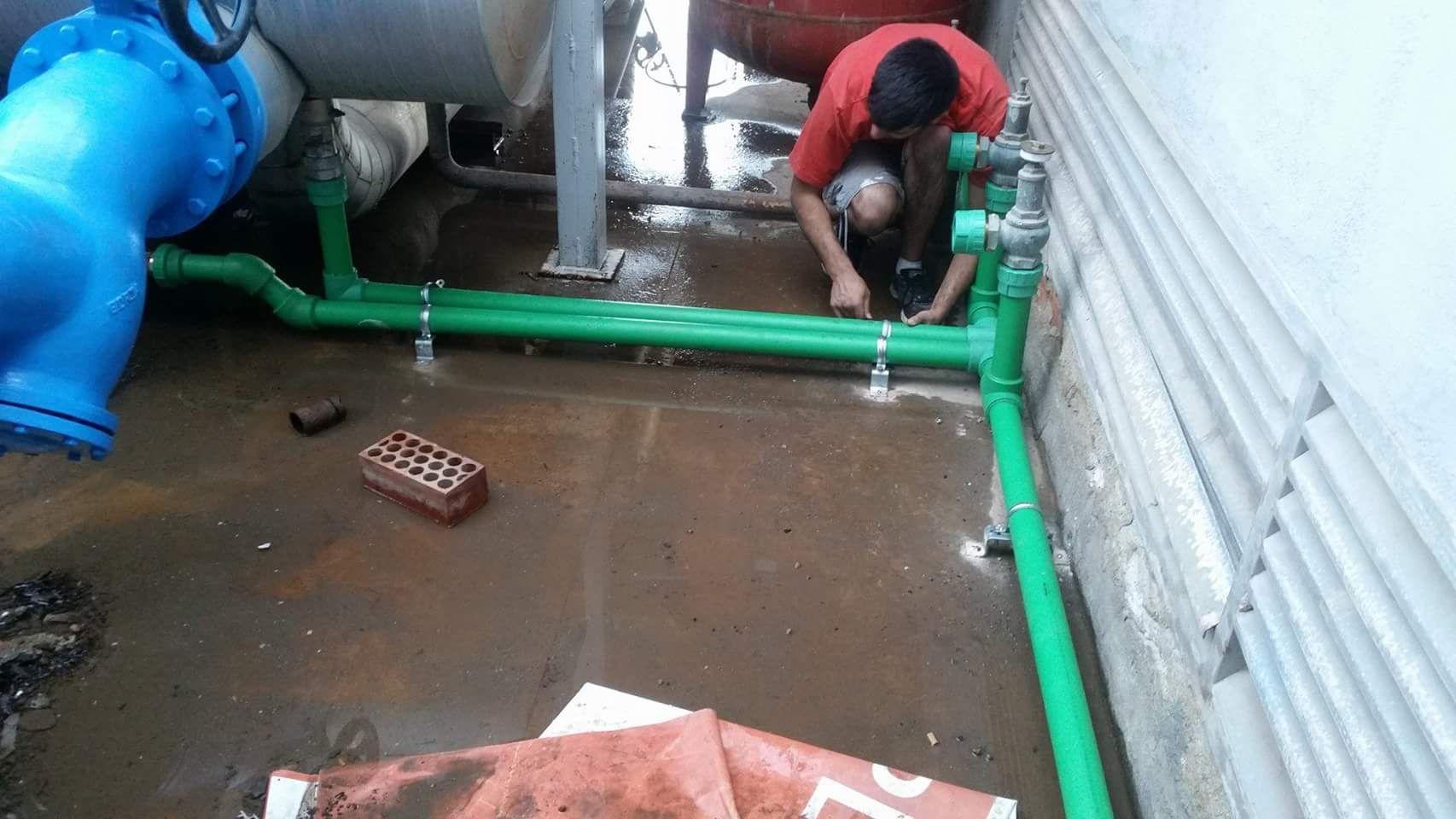 Instalación y mantenimiento de gas y fontanería en Valencia