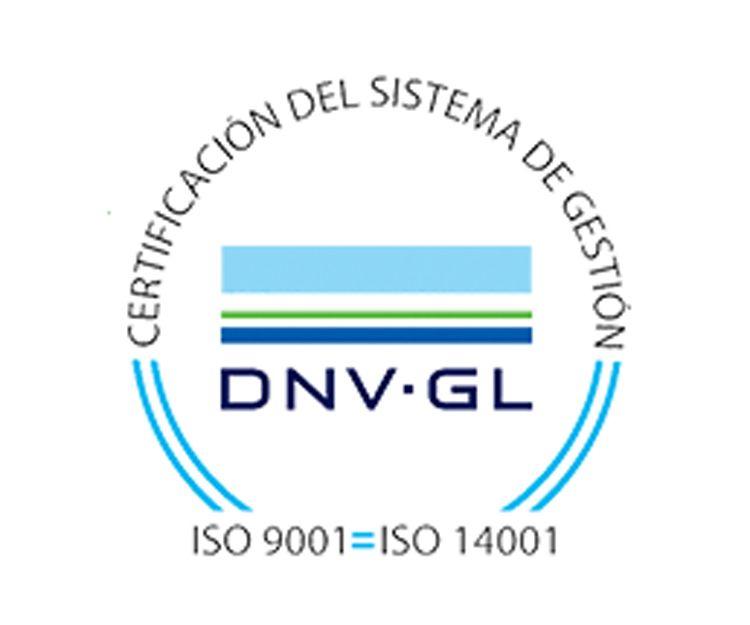 Certificado del sistema de gestión
