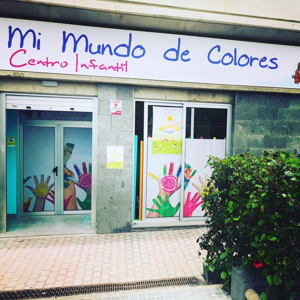 Foto 32 de Escuelas infantiles en Las Palmas de Gran Canaria | Centro Infantil Mi Mundo de Colores