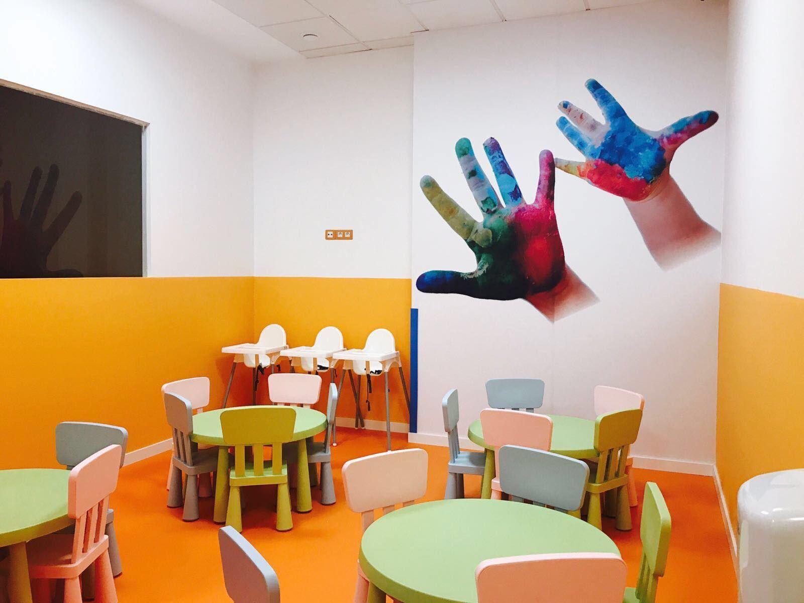 Instalaciones: Servicios de Centro Infantil Mi Mundo de Colores