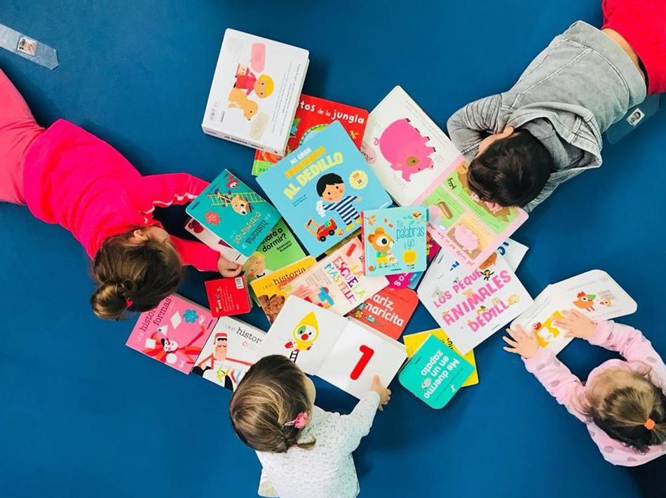 Ayudamos a los niños a  desarrollar sus habilidades