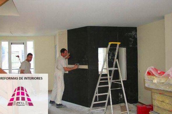 Reforma viviendas: Servicios de Jorge Pinturak Margoak S.L.U.