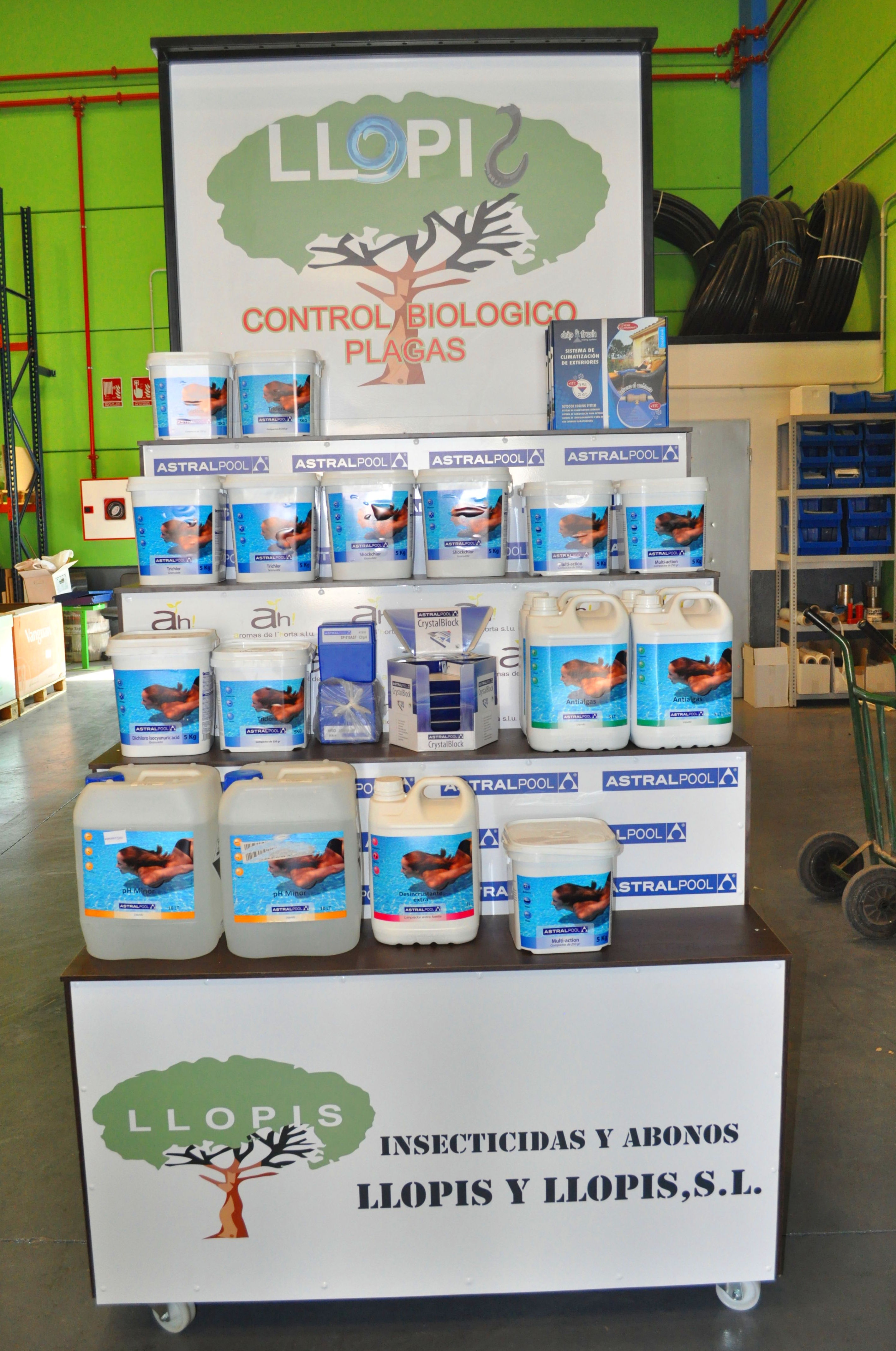 Foto 11 de Insecticidas y abonos en XATIVA | Insecticidas y abonos Llopis y Llopis S.L.