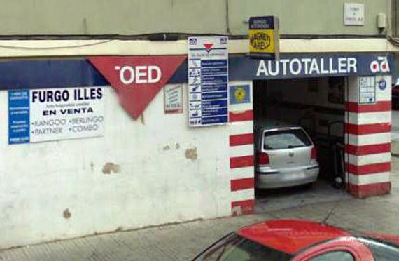 Foto 1 de Talleres de automóviles en Palma de Mallorca | Auto-Taller Toed Servei Multimarca