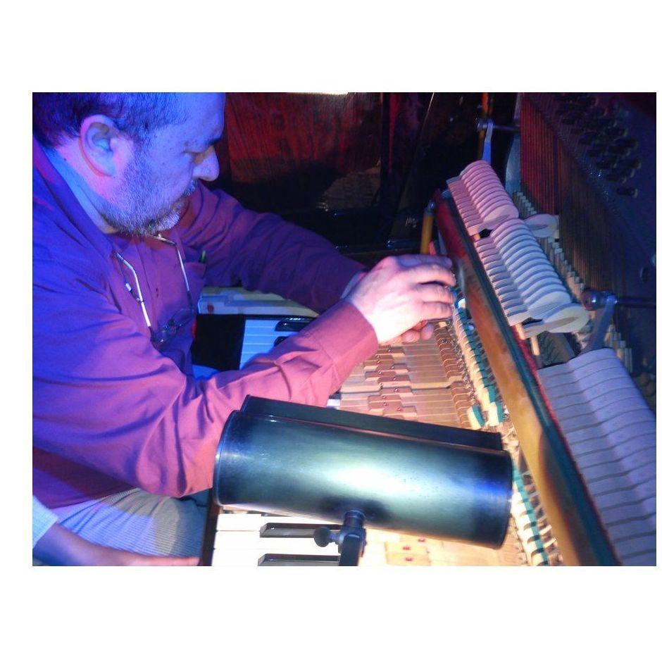 Reparació i reglatge: Serveis de Afinador de Pianos E. Ferrer