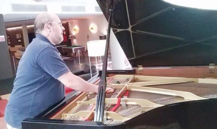 Armonización y afinación de pianos