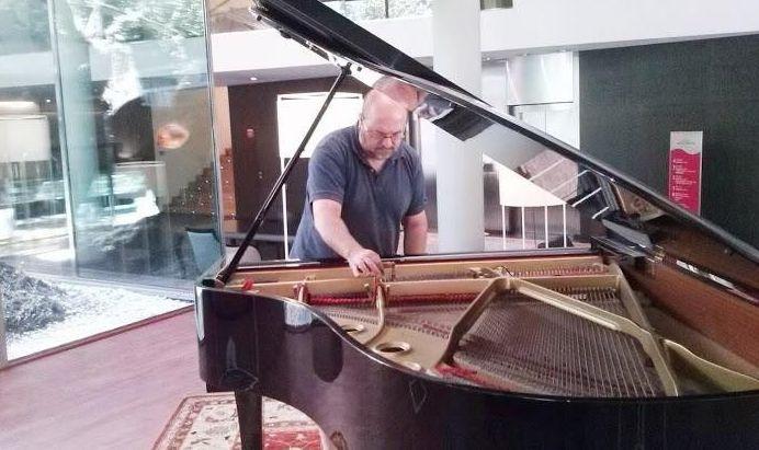 Reparación de pianos en Terrassa