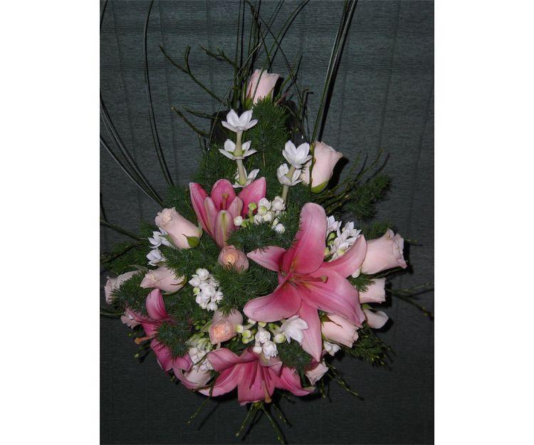 Flores preservadas. Decoración