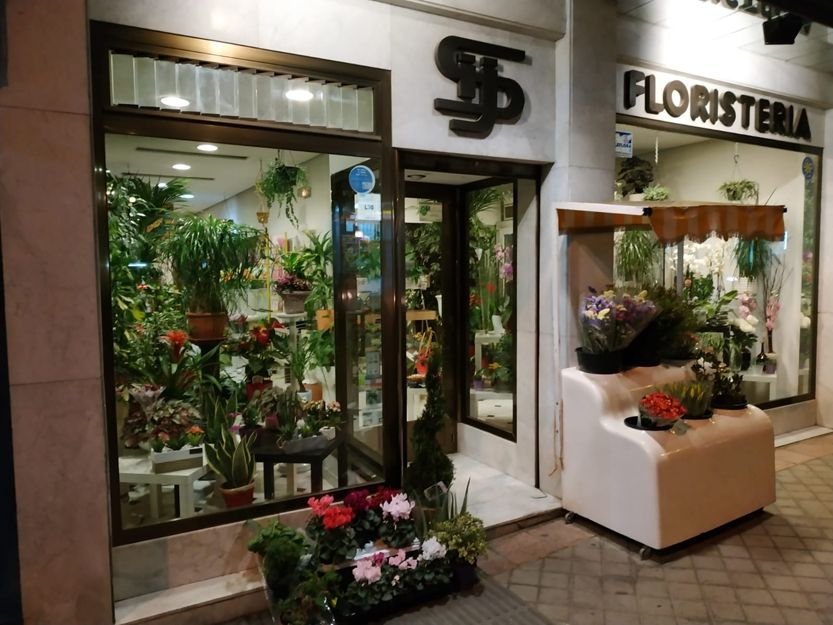 Venta de flores exóticas naturales en Madrid