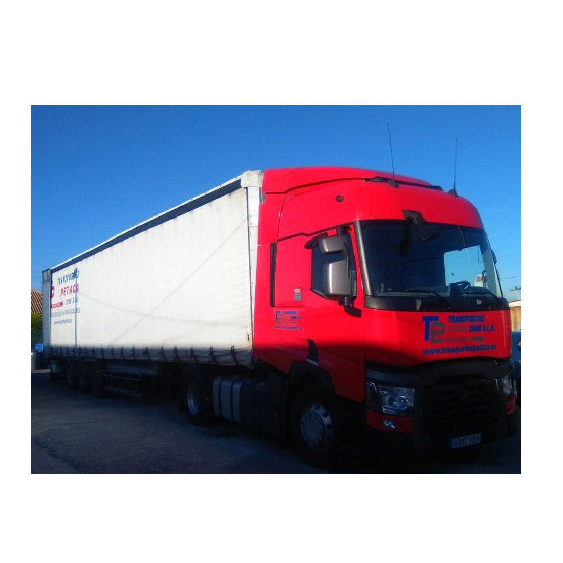 Transporte nacional : Servicios de Transportes Petaca
