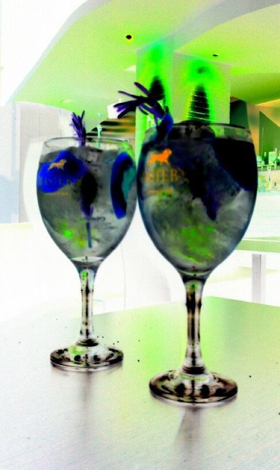 bar de copas en Vitoira