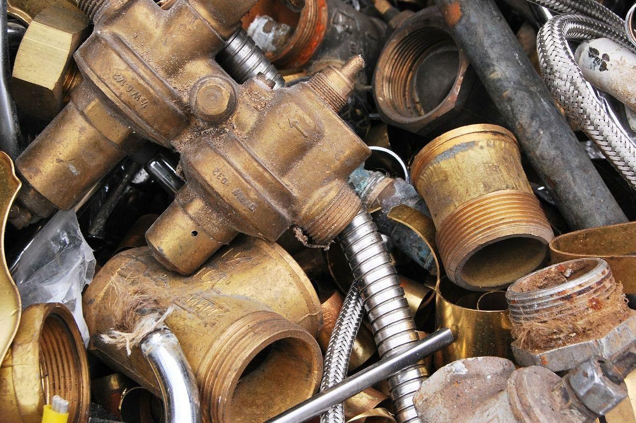 Compra y venta de chatarra y metales: Servicios de Chatarras Marton