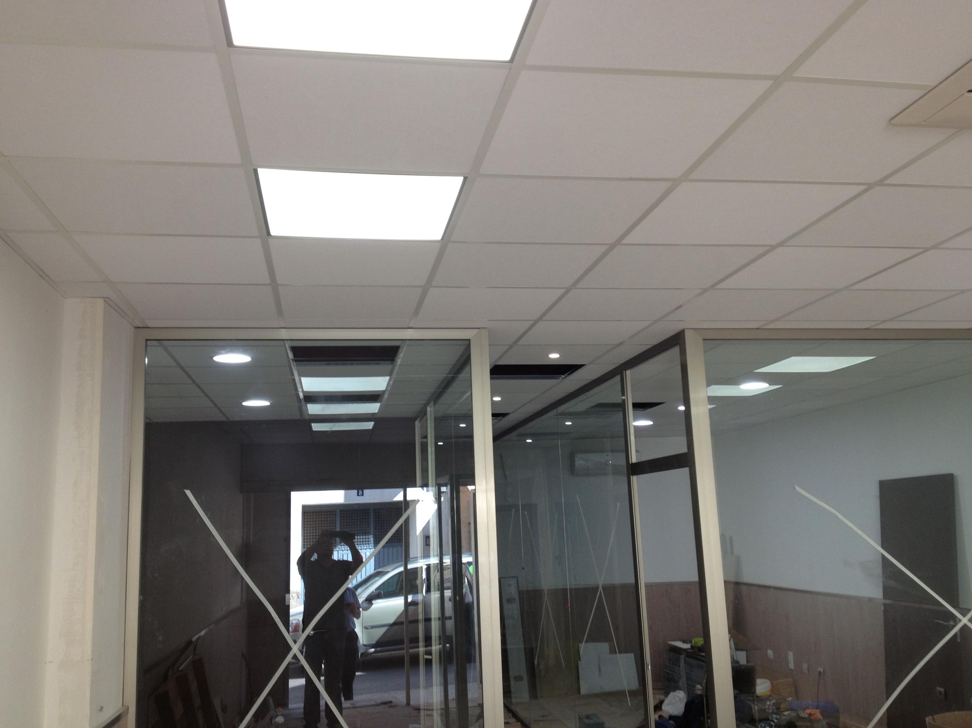 iluminacion oficinas