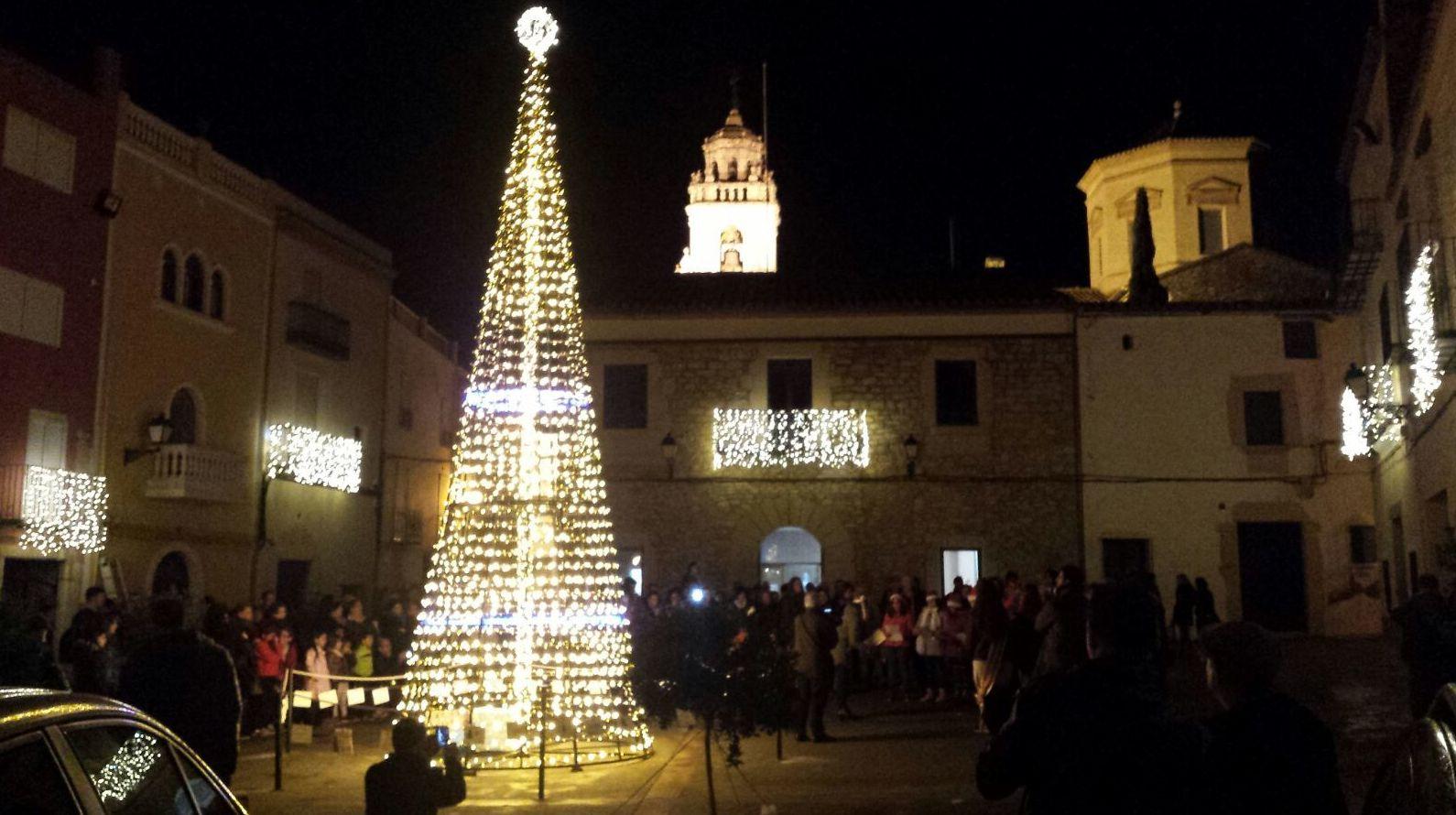 Ayuntamiento San Jorge - Instalaciones Fermin - e-Tecnileds