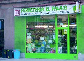 Foto 1 de Ferreterías en Oviedo | Ferretería El Palais