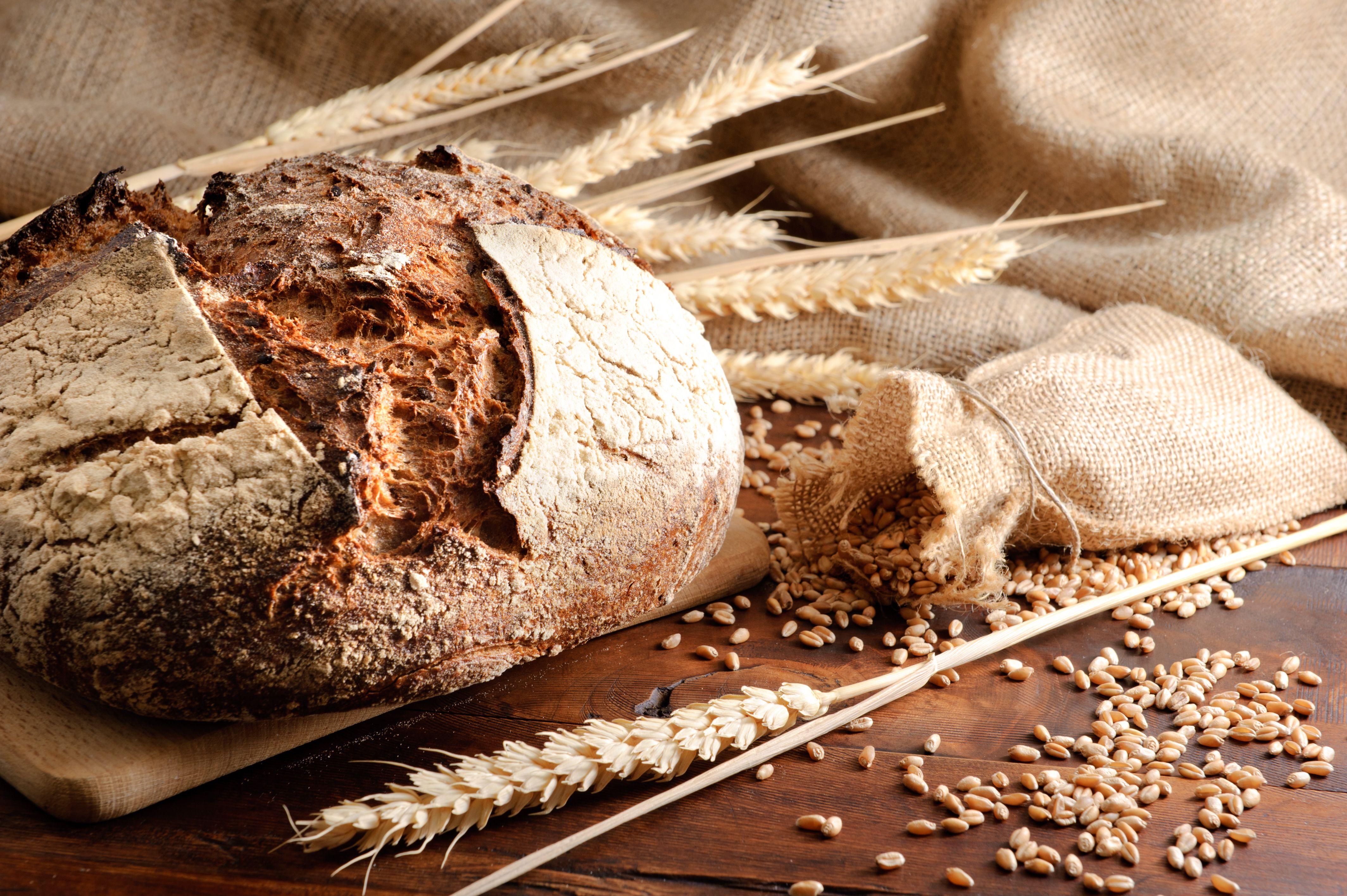 Pan artesano en Écija