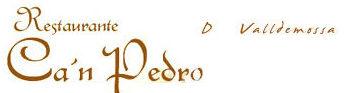 Sugerencias del Checf: Nuestras Recetas de Restaurante Ca'n Pedro