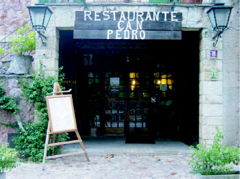 Foto 1 de Cocina balear en Valldemossa | Restaurante Ca'n Pedro