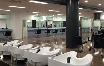 sala de peluquería