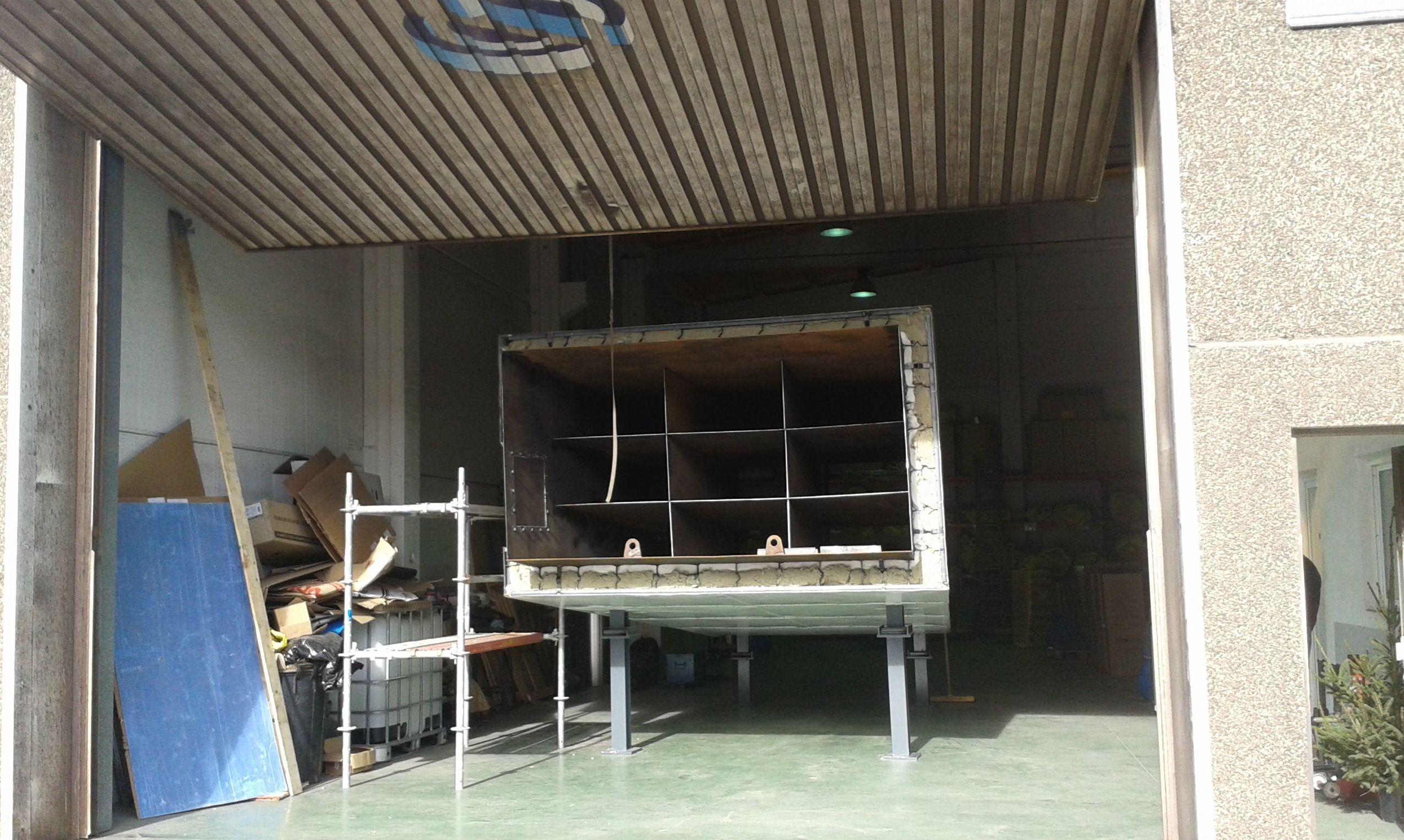 Foto 9 de Aislamientos acústicos y térmicos en Monzón   Aislamientos Visalca