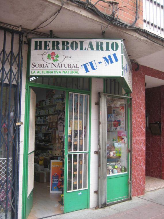 Foto 1 de Herbolarios y dietética en Getafe | Tu-Mi Herbolario