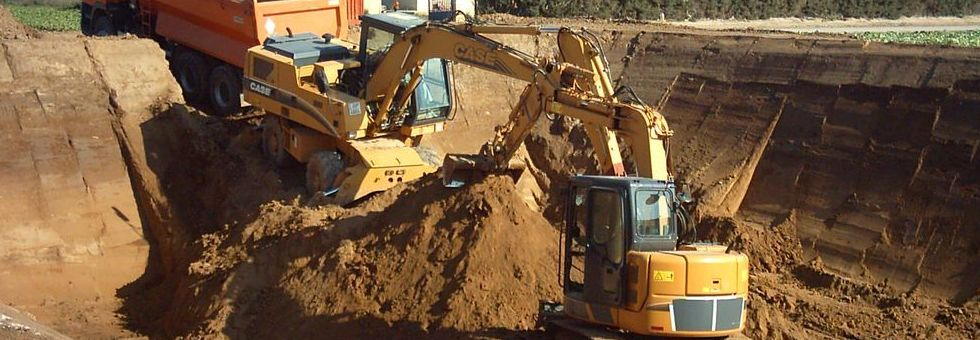 Foto 3 de Excavaciones en Ferrol | Hijos de José Losada Cancelo, S.A.
