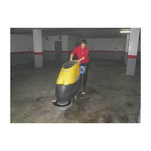 Trabajos: Servicios de Limpiezas Serrano