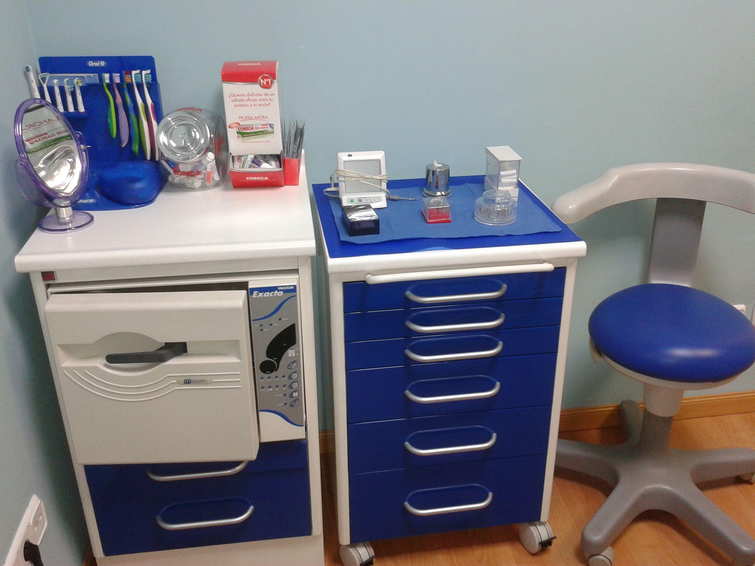 Foto 3 de Dentistas en Madrid | Clínica Dental Flordent