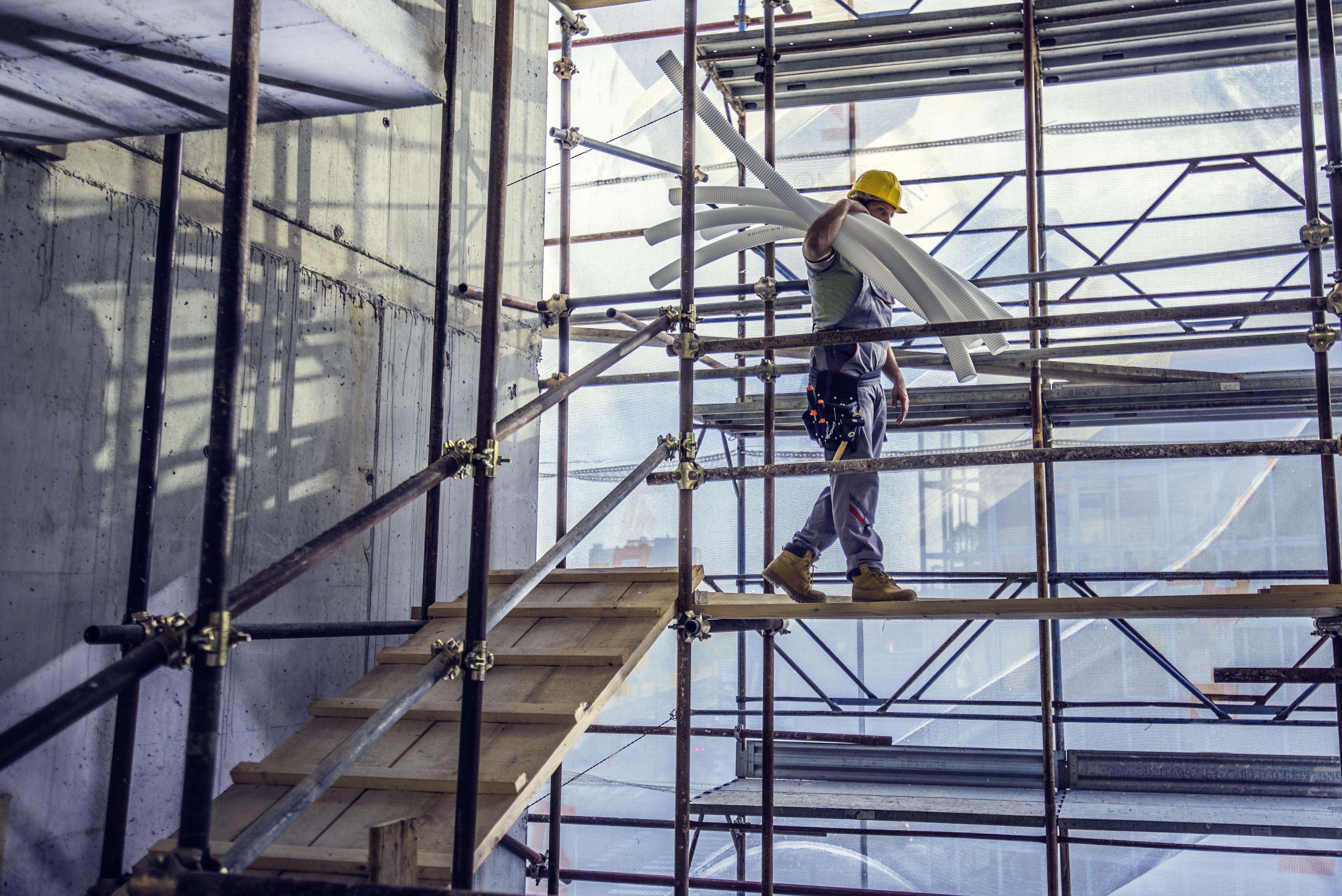 Restauracion de Edificios: Servicios de Construcciones & Reformas Iris, S.L.