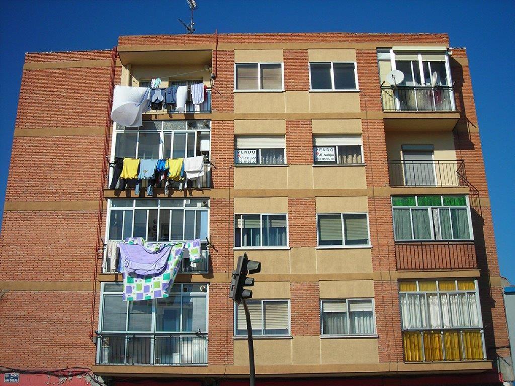 Pintura de fachadas en Valladolid
