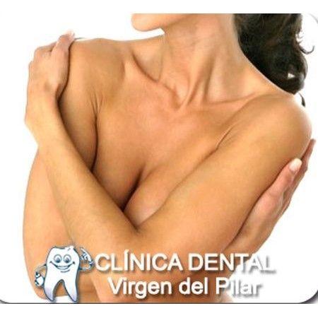 Reducción de pecho: Tratamientos de Clínica Dental Virgen del Pilar