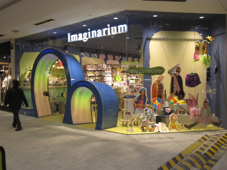 Servicios realizados en Imaginarium de la Vaguada