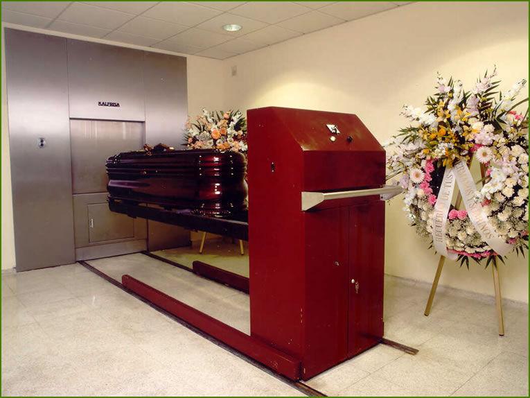 CREMATORIO: SERVICIOS de Bizkaia Funerarias