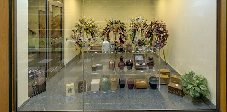 Servicio de floristería en Funeraria Bizkaia