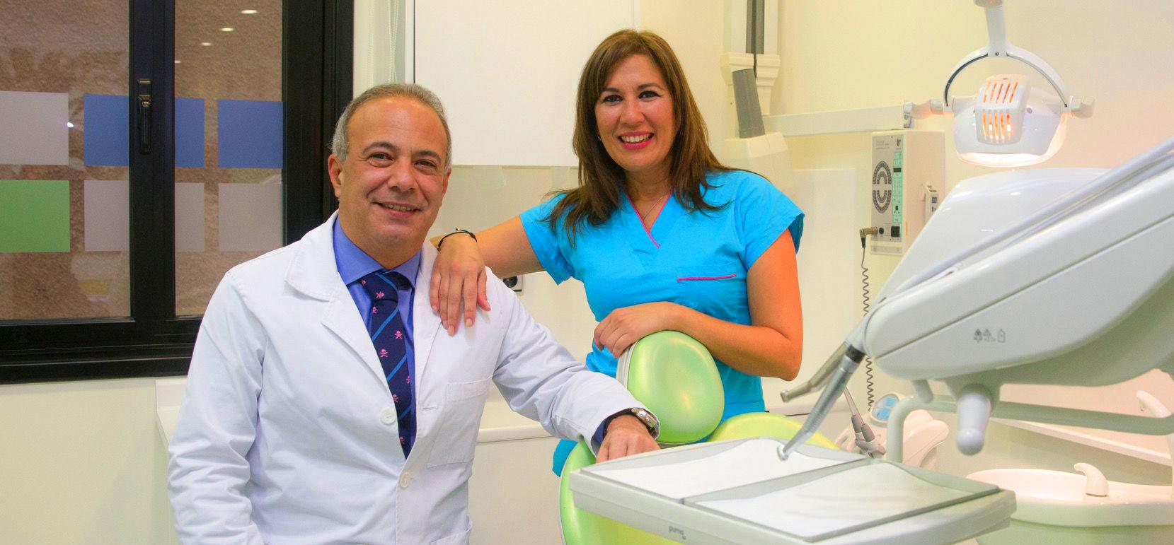 implantes dentales Gijon